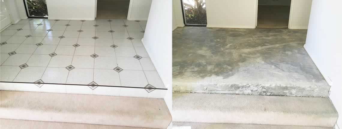 Tiled Floor Removals Perth From All Floors Demolition